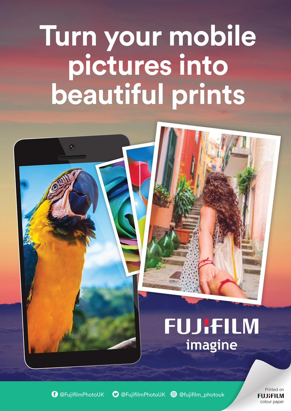 Fujifilm Mobile App