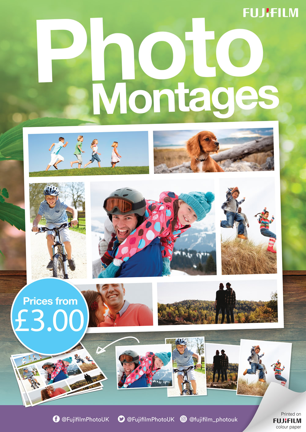 Fujifilm Montages Poster (A2) copy