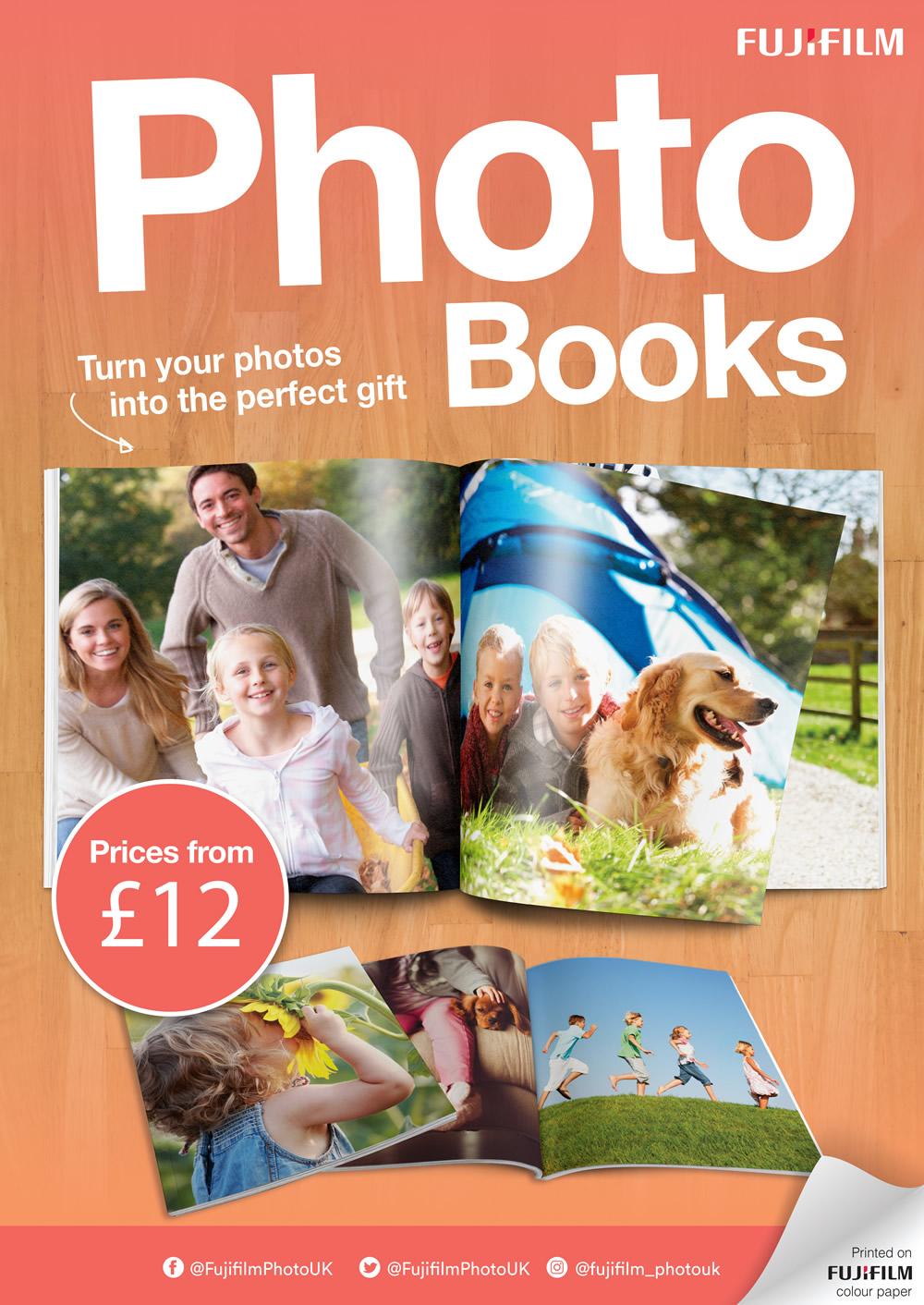 Fujifilm Photo Books Poster (A2) copy