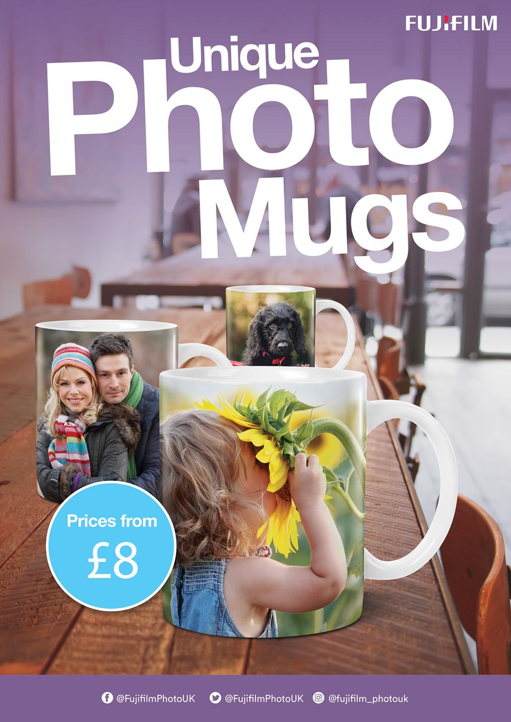 Fujifilm Photo Mugs Poster (A2) copy